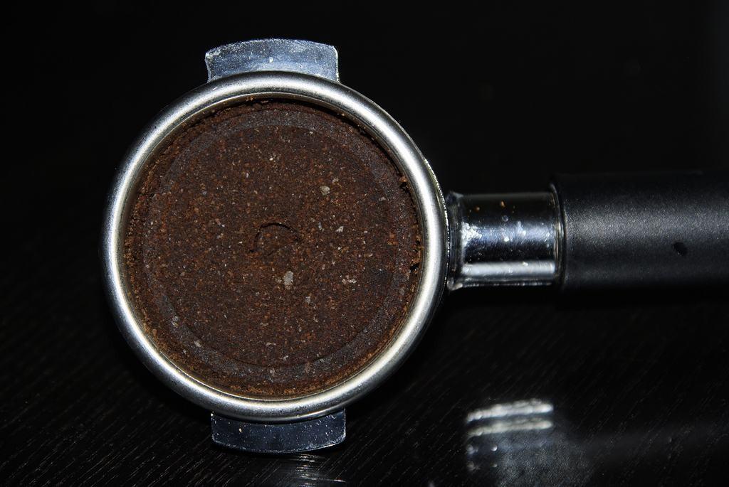 megfelelő mennyiségű kávé