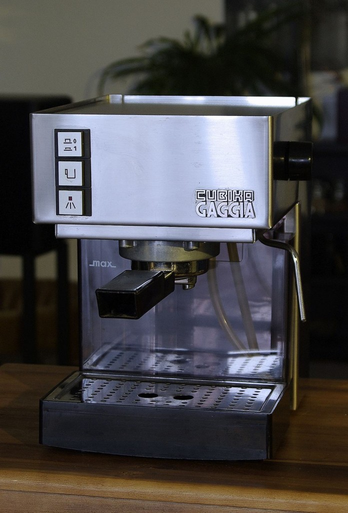 gaggia_cubika_front
