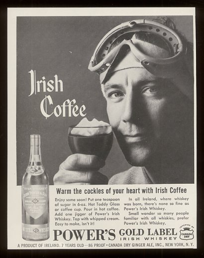 ir kave irish coffee