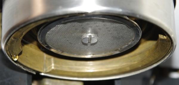 vegyszerek nélkül - tiszta felső szűrő