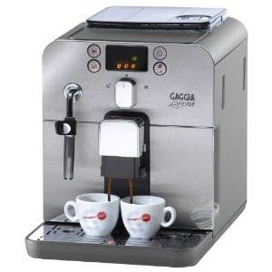 gaggia superautomatic