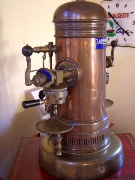 capuciino korai kávégép