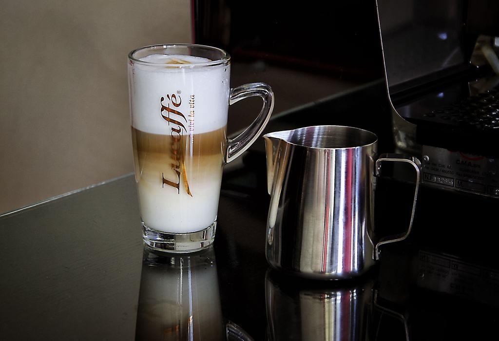 latte macchiato tejhab