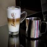 Tejhab készítés és Latte Macchiato