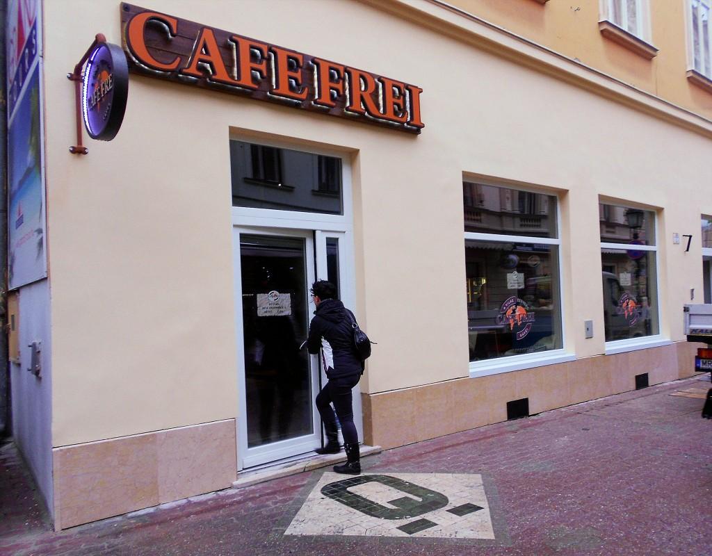 Frei Cafe Pécs