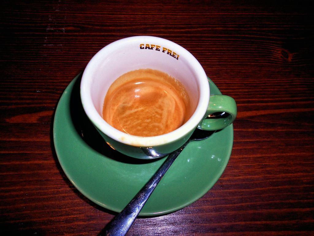 frei cafe afrikai keverék ristretto