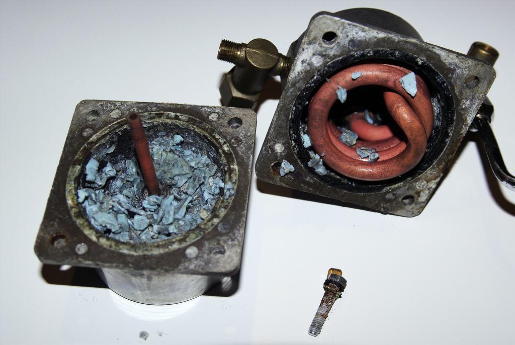 isomac boiler