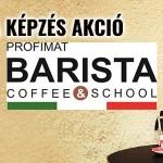 Barista képzés Pécsen a Profimat-nál