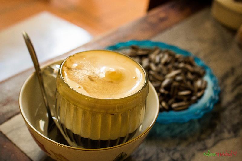 hanoi tojásos kávé