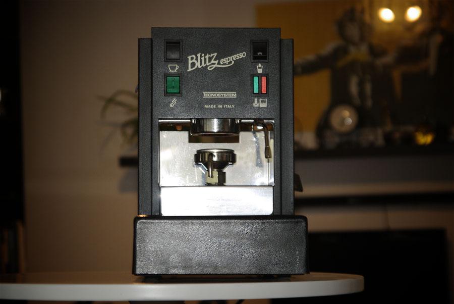 blitz espresso