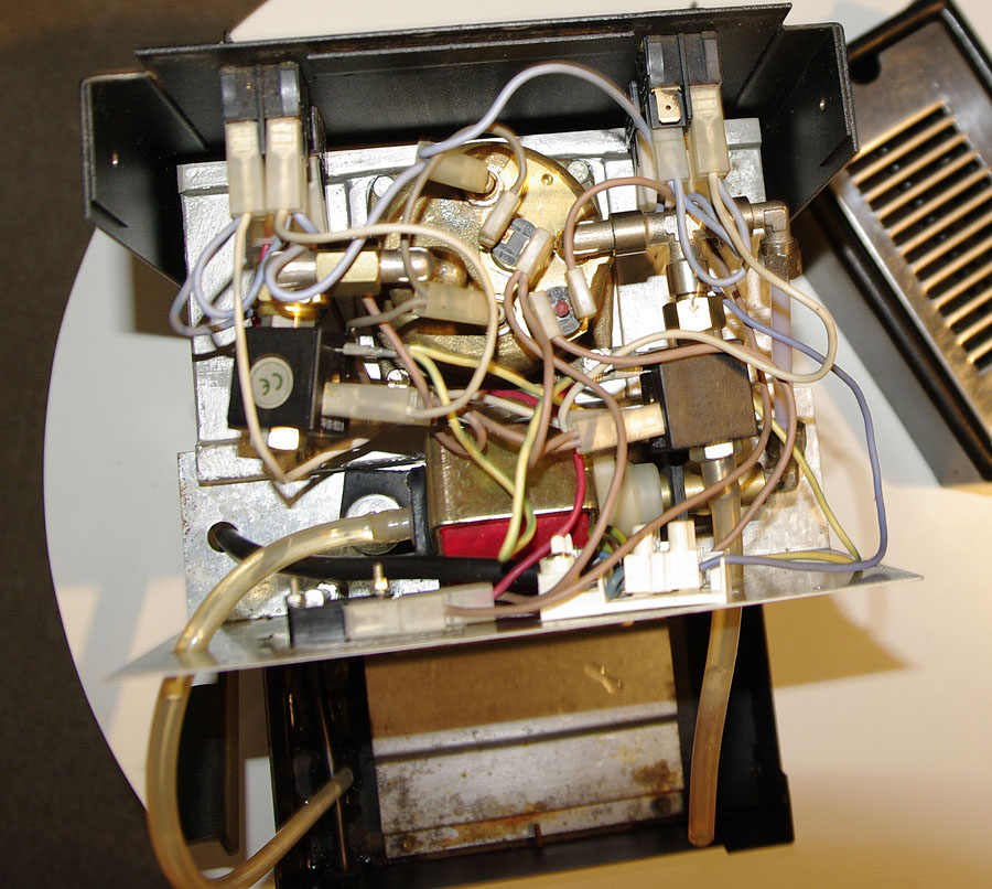 Tecnosystem blitz inside