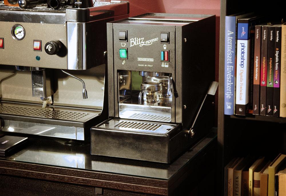 Tecnosystem Blitz Espresso