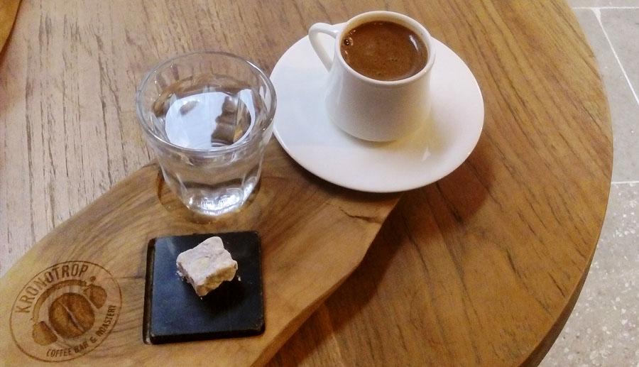 kronotrop török kávé