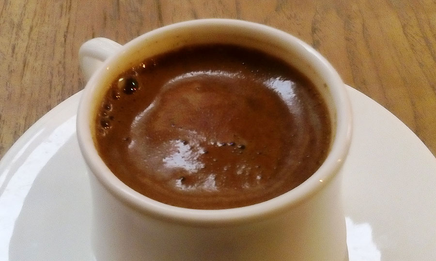 Kronotrop turkish coffee