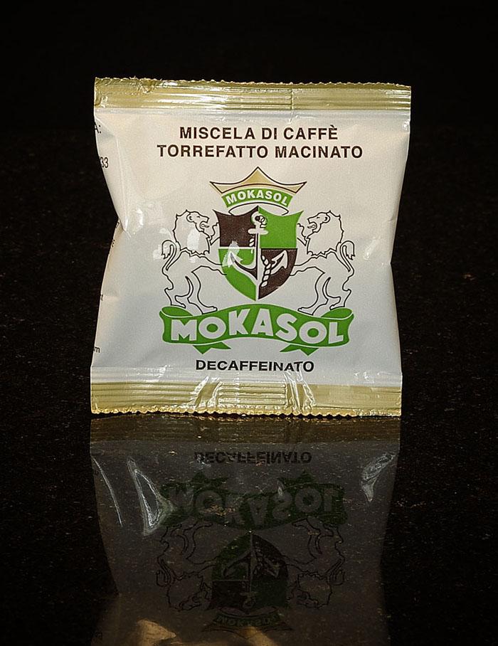 mokasol decaffeinato