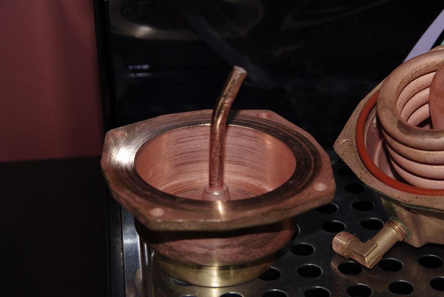 jura rio vapore boiler