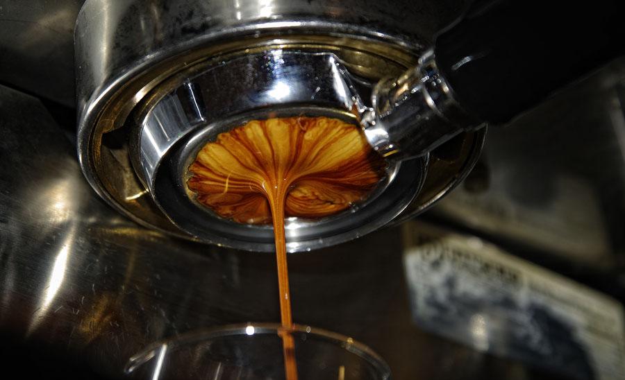 naked coffee portafilter