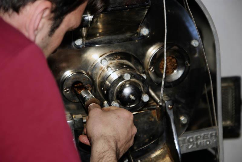 danetti.hu roasting coffee