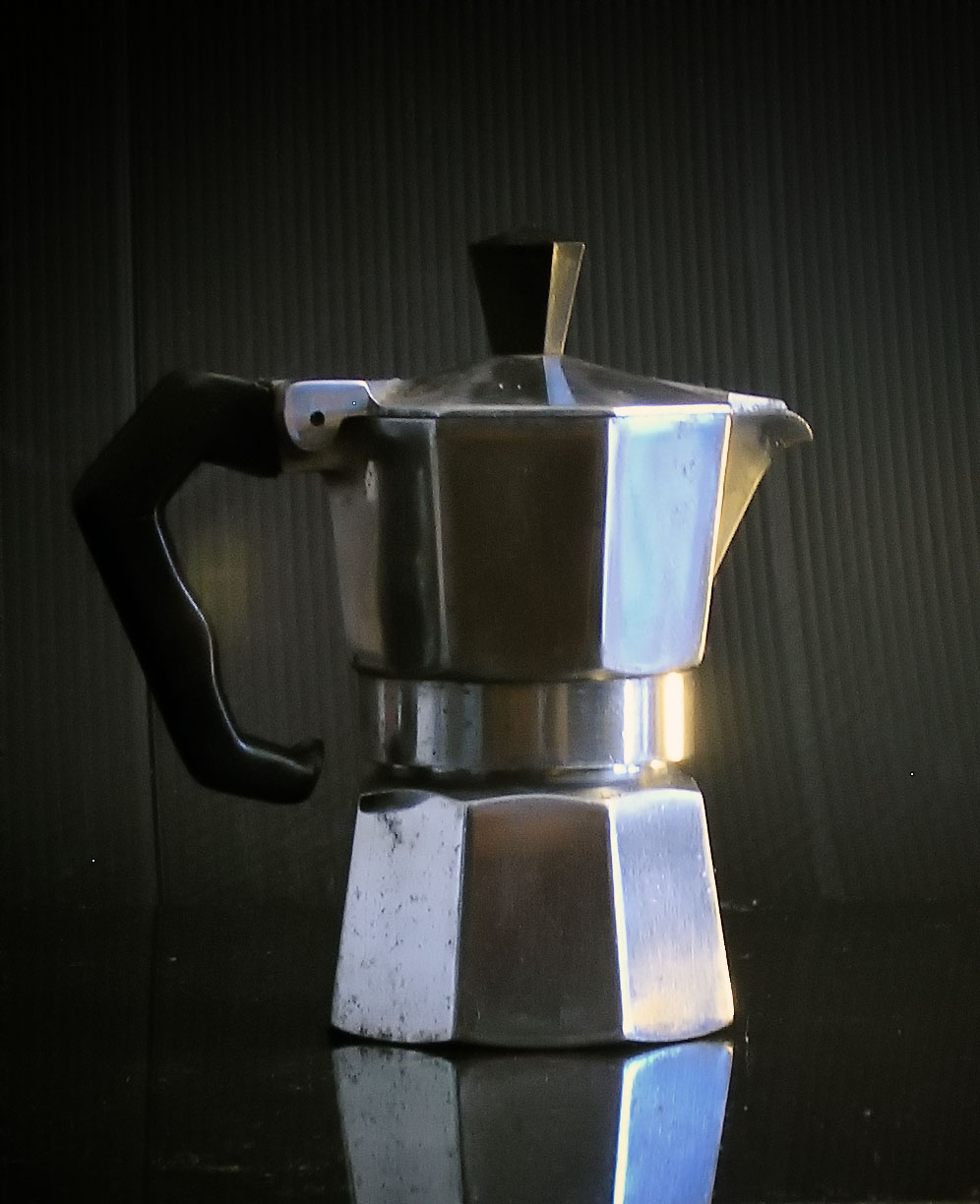 Bialetti moka express renovation