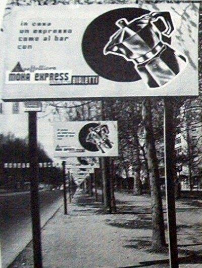bialetti billboards