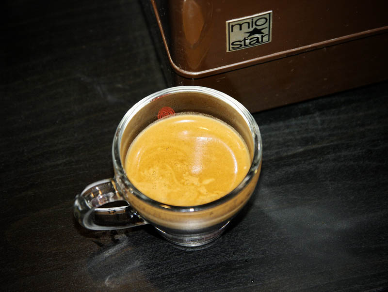 quick mill miostar crema