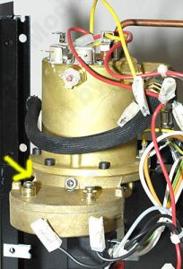 rancilio silvia boiler
