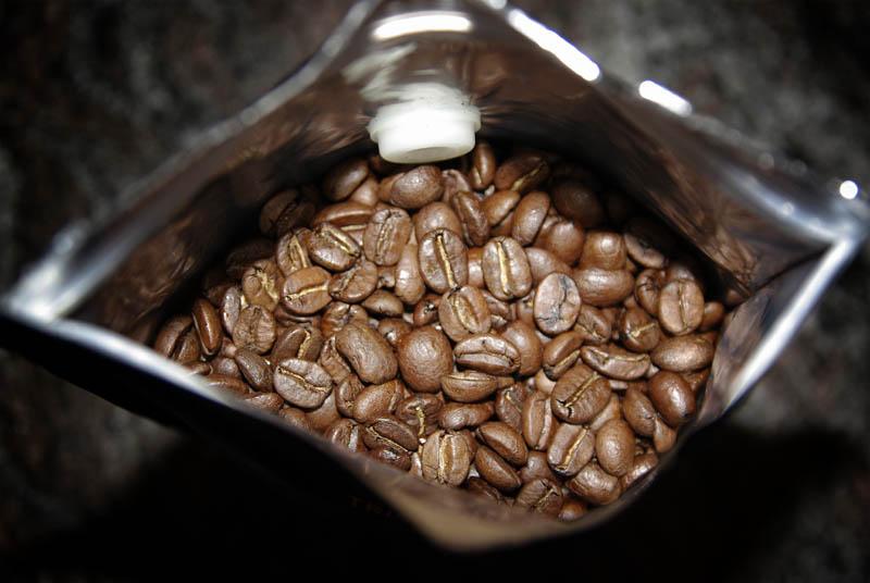 Trismoka Gourmet, beans