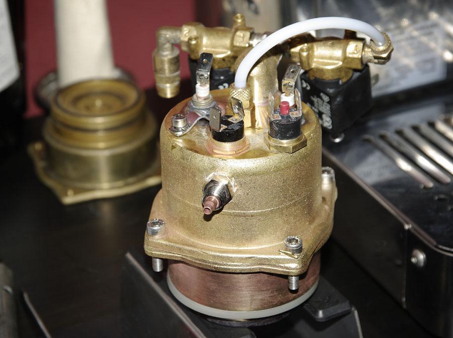 bfc azzurra boiler