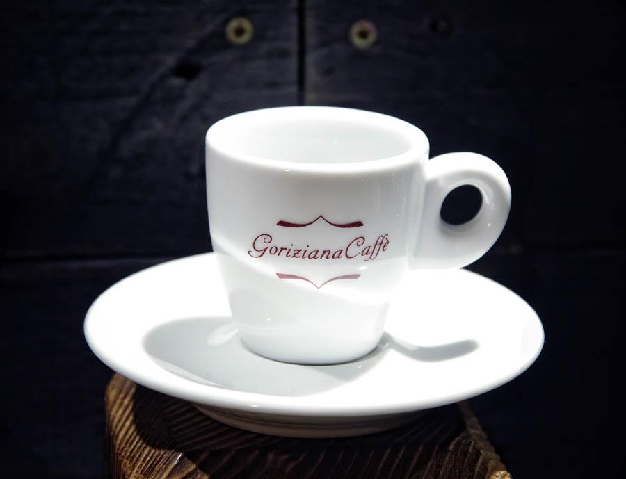 goriziana white cup