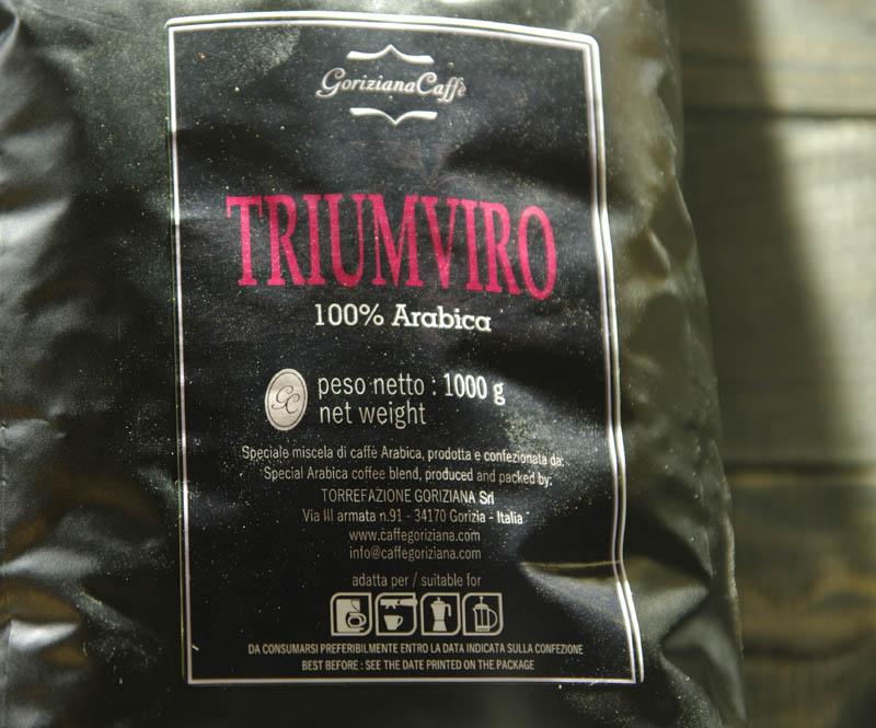 Goriziana Triumviro package