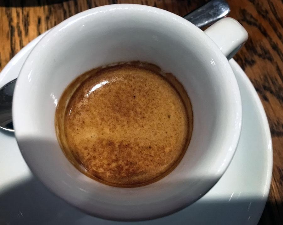 espresso embassy espresso