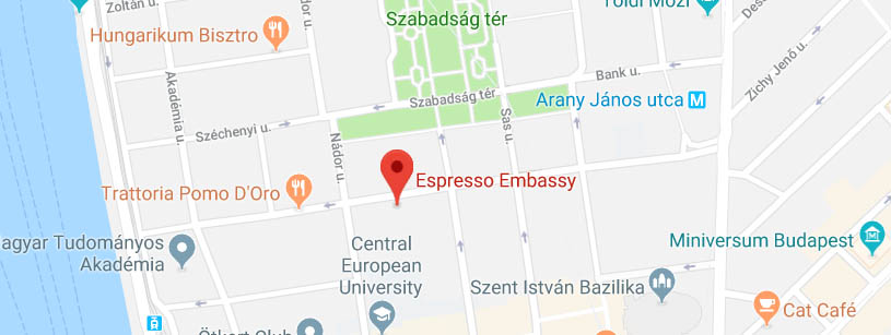 espresso embassy map
