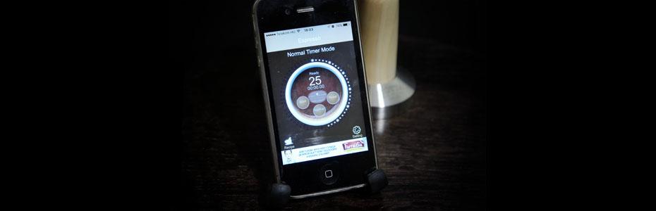 espresso timer